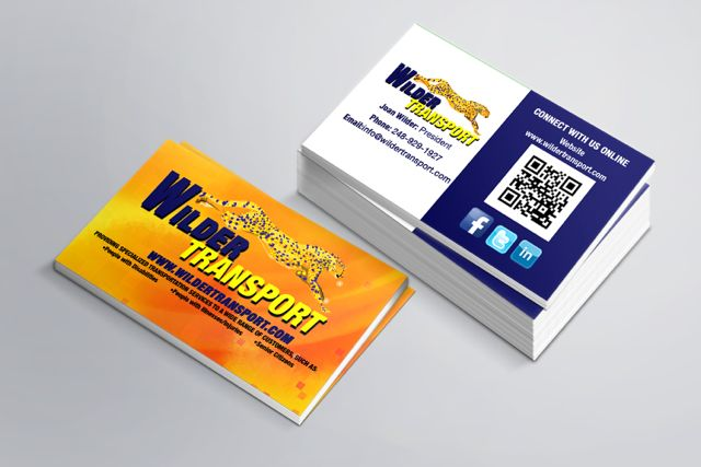 Business Card of Phoenix Creative Media