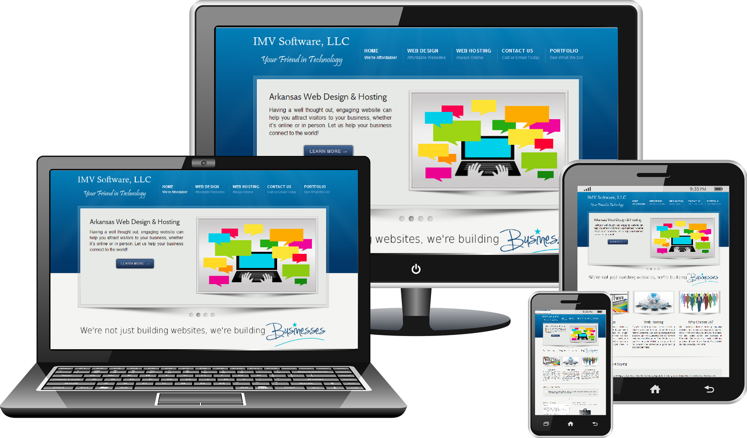web design experts Fountain Hills